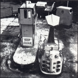 Keep Clear, Duotone Collotype, 2009